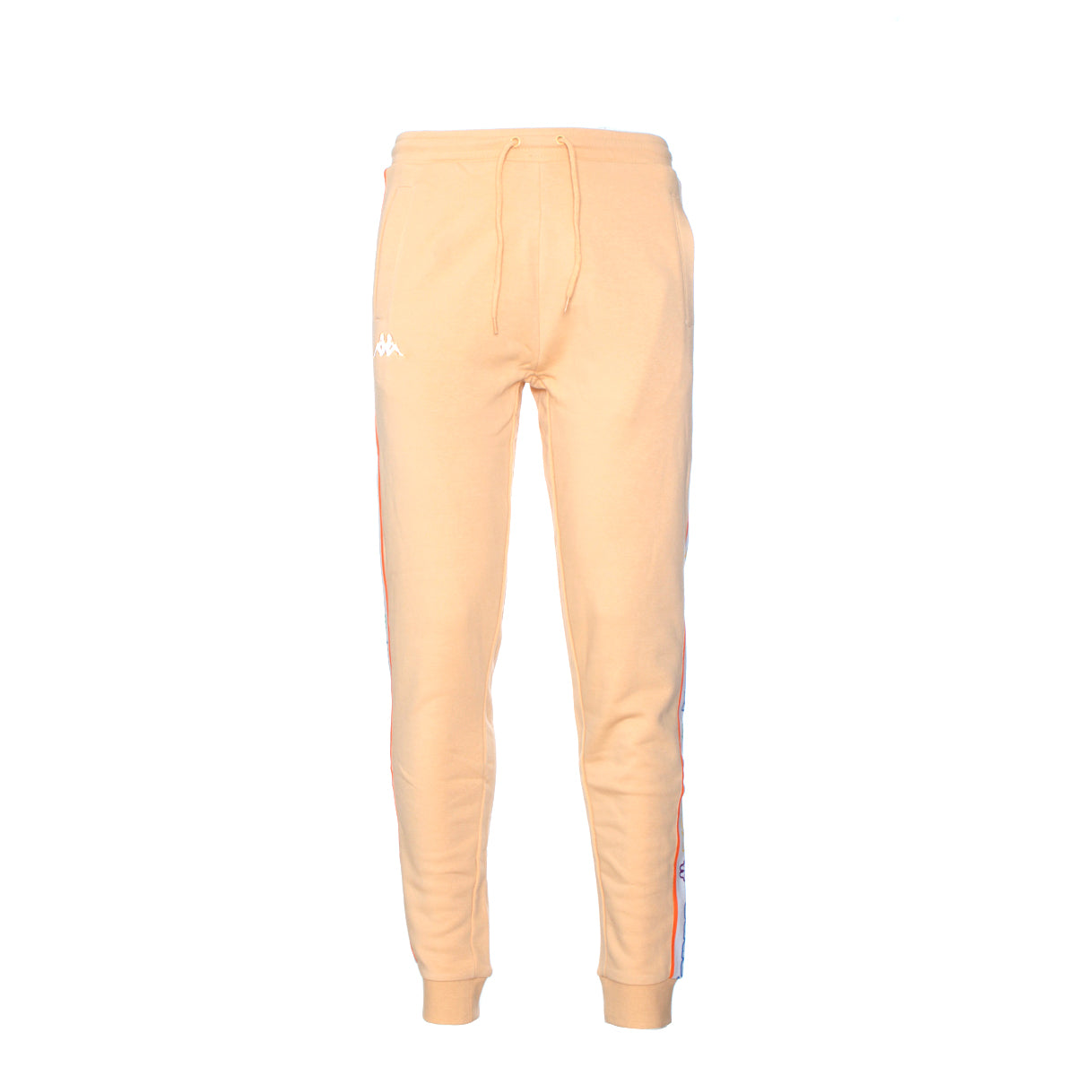 Kappa Aniradi Logo Tape Men's Sweatpants Beige