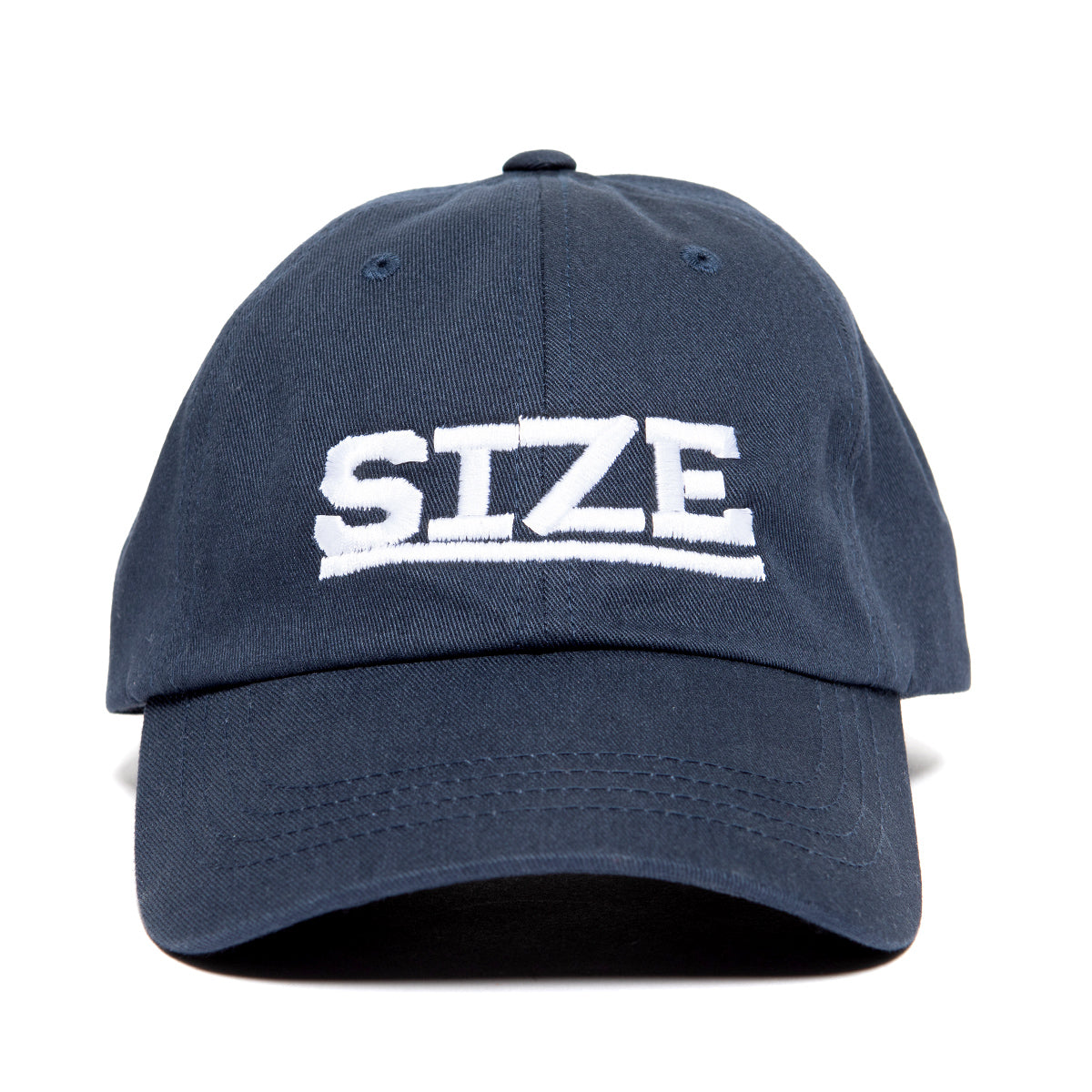 Size Dad Hat Navy