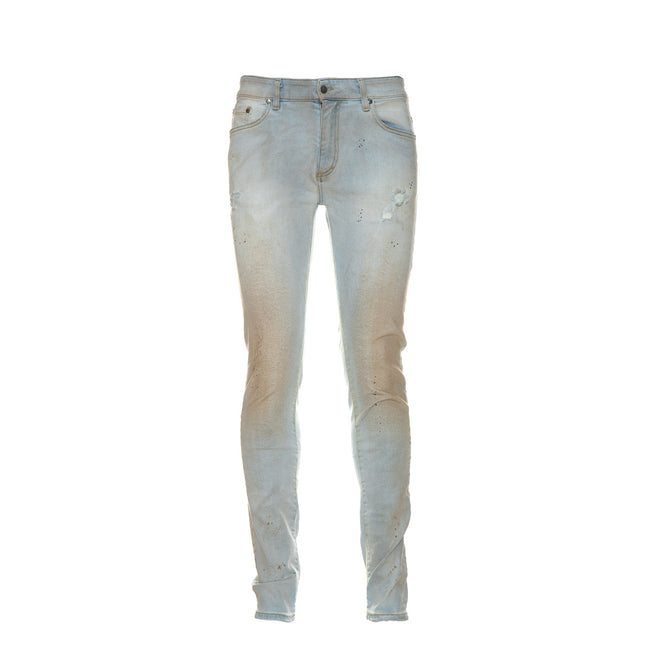 SS19 Distressed Denim