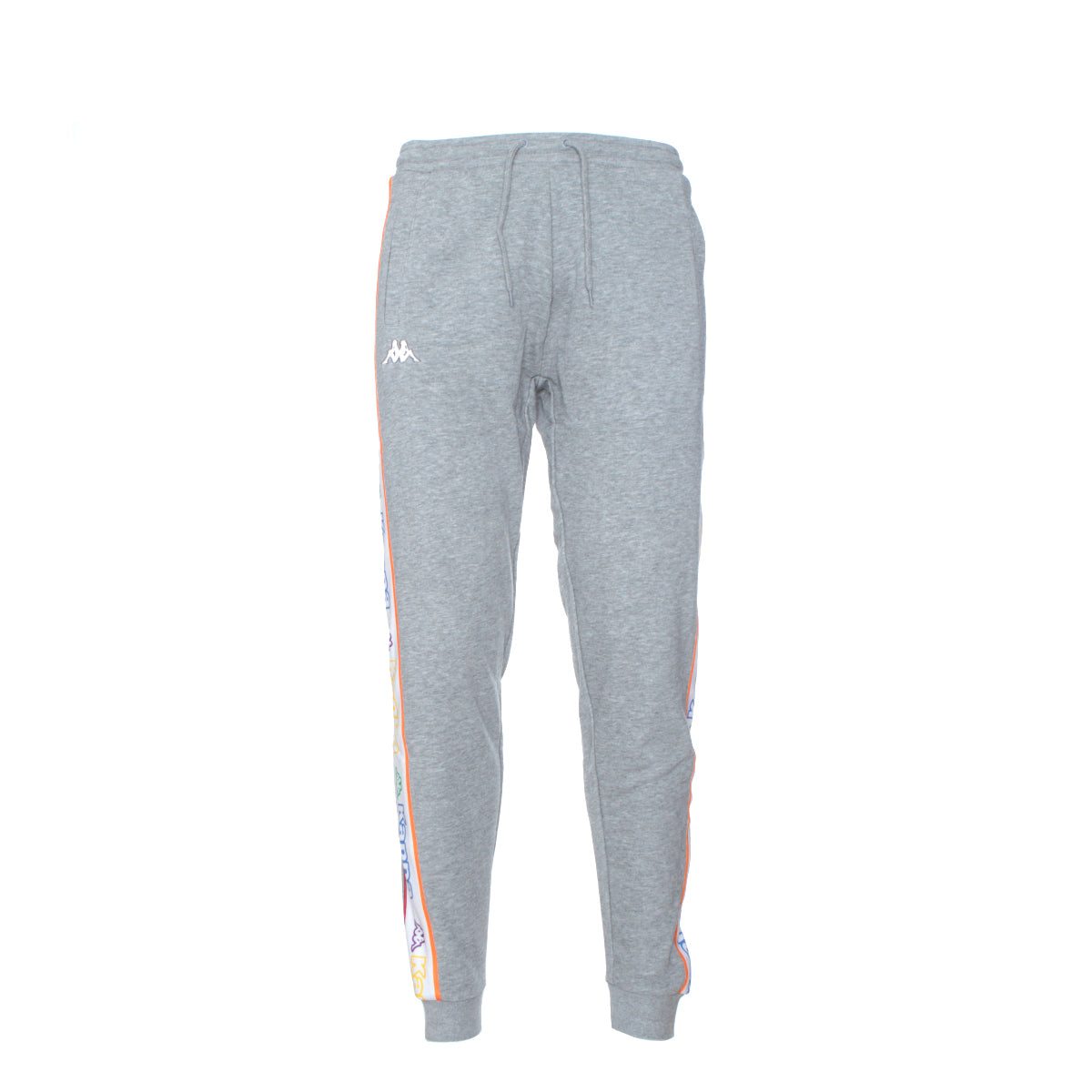Kappa Aniradi Logo Tape Men's Sweatpants Grey