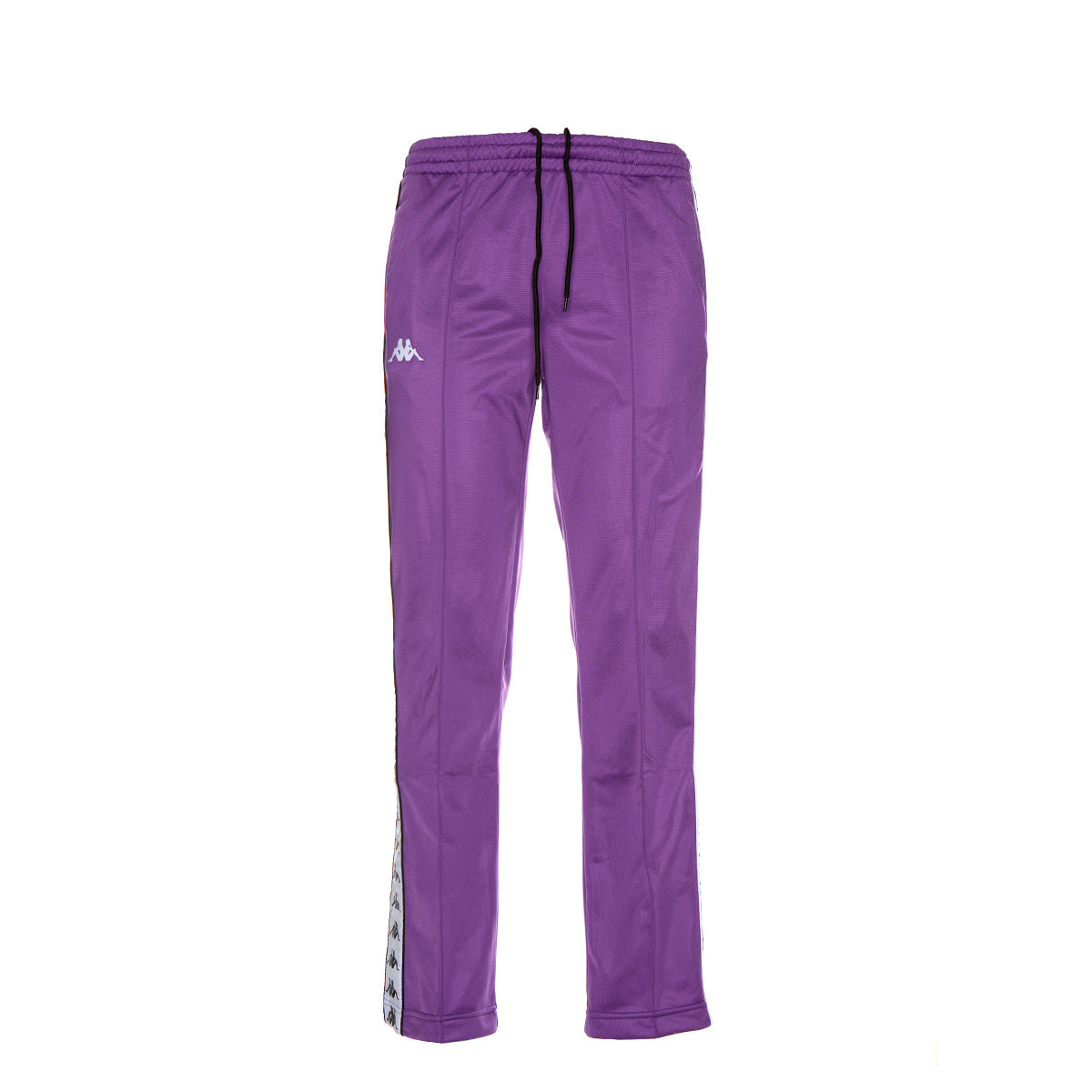 Kappa 222 Banda Alanz Alternating Men's Trackpants Purple