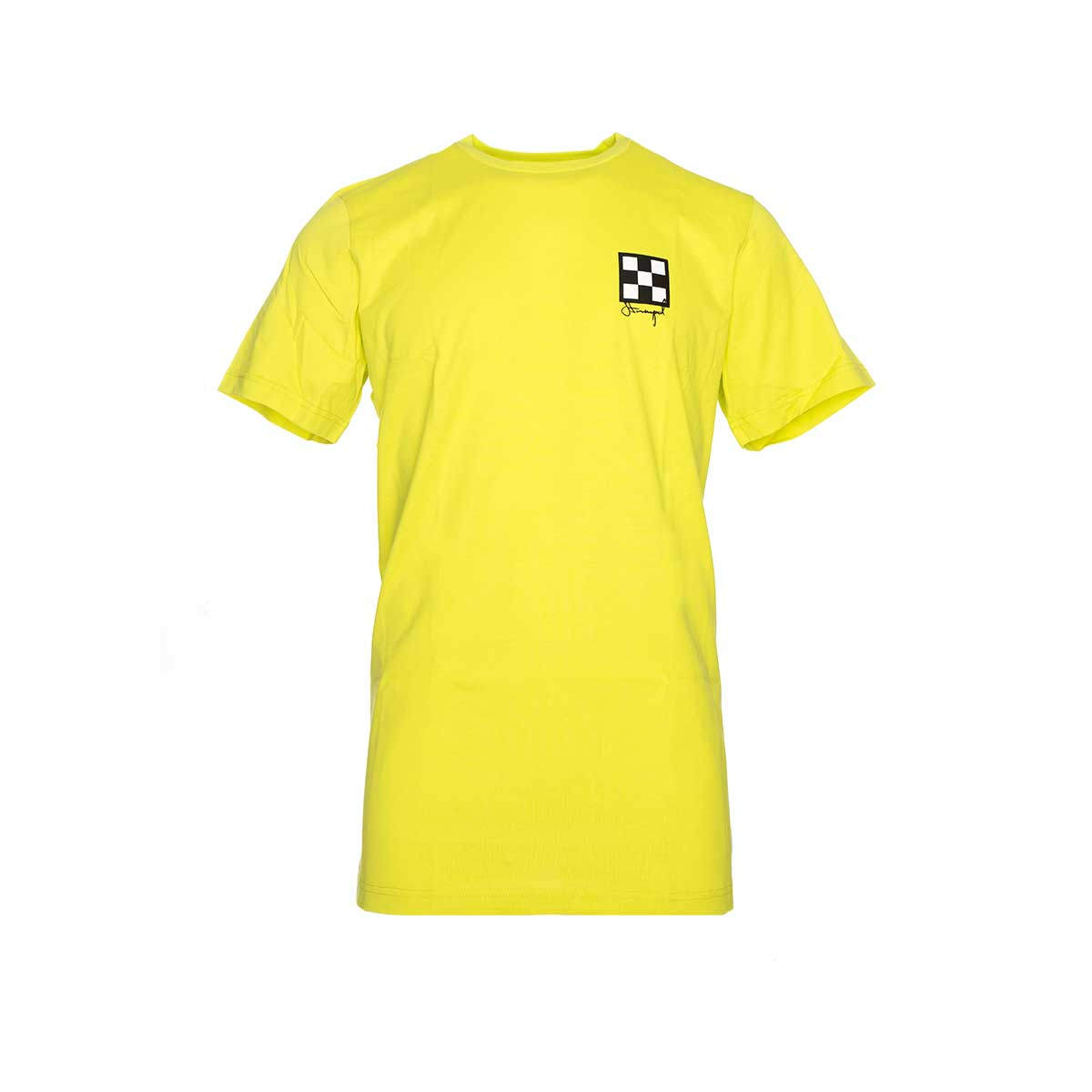 Stampd Good Turn Tee Yellow