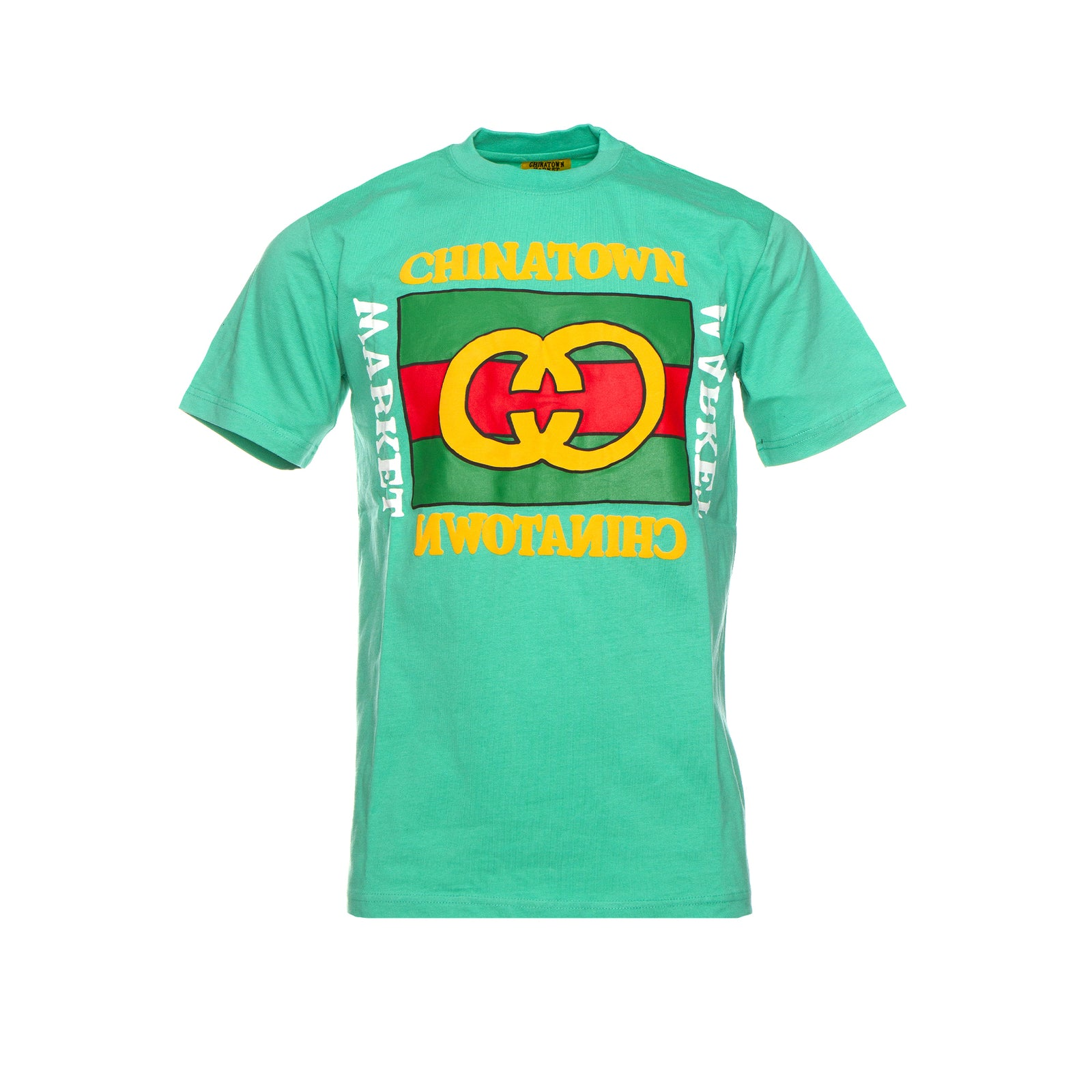 Chinatown Market Puffy Tee Mint