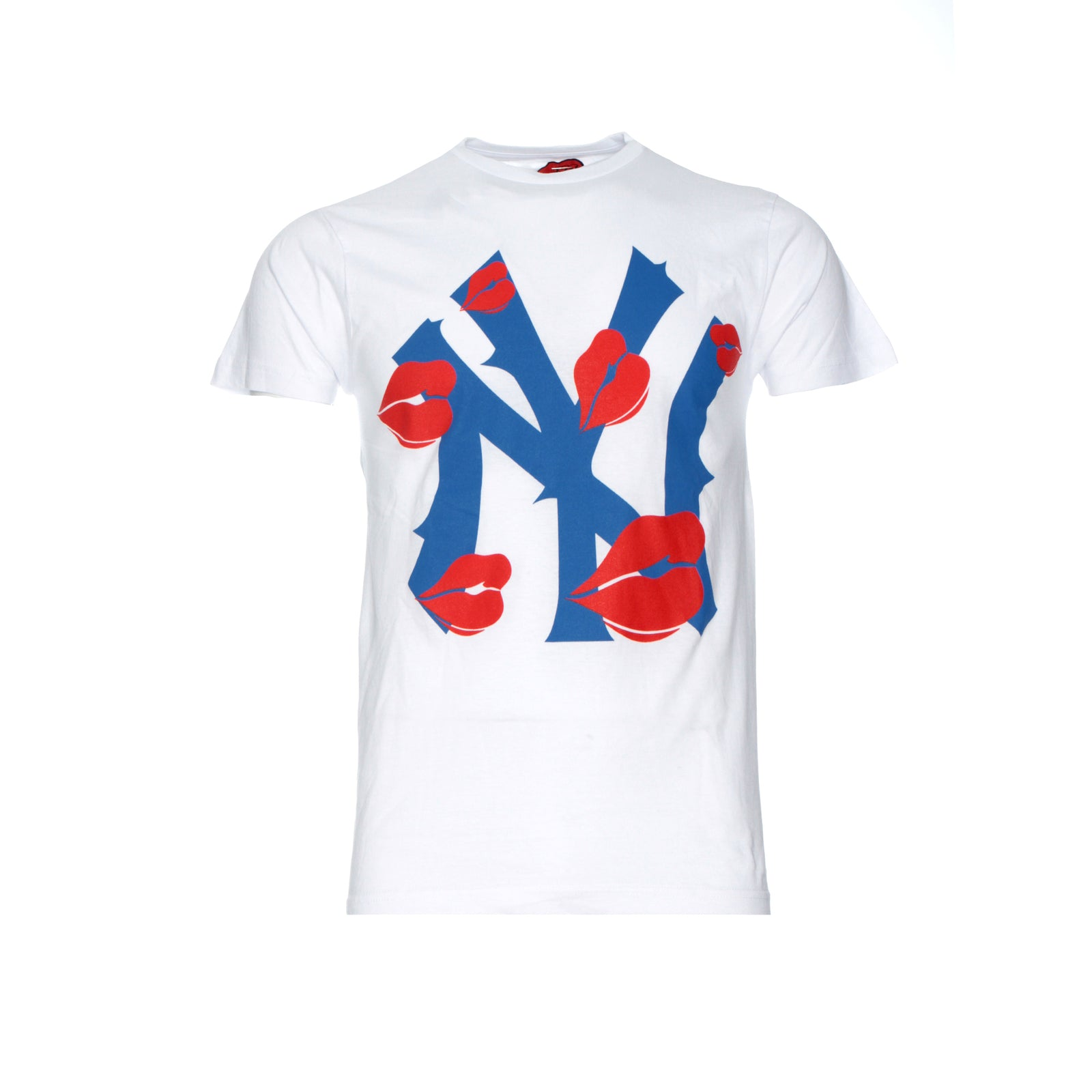 La Ropa New York Is Kissing Me Men's SS T-Shirt