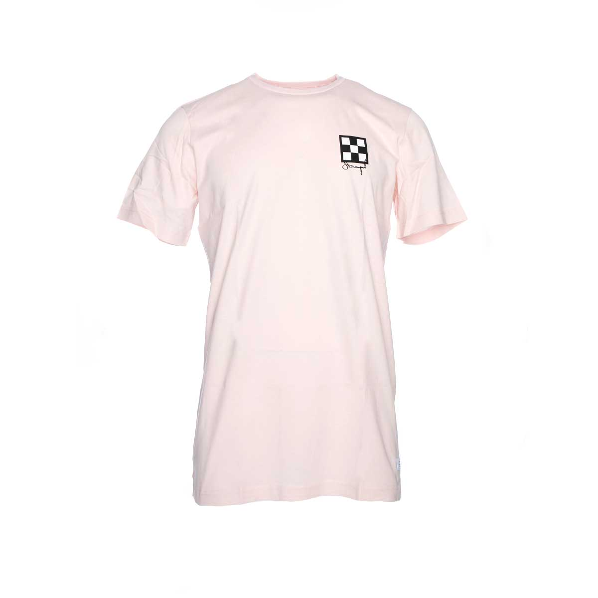 Stampd Good Turn Tee Pink