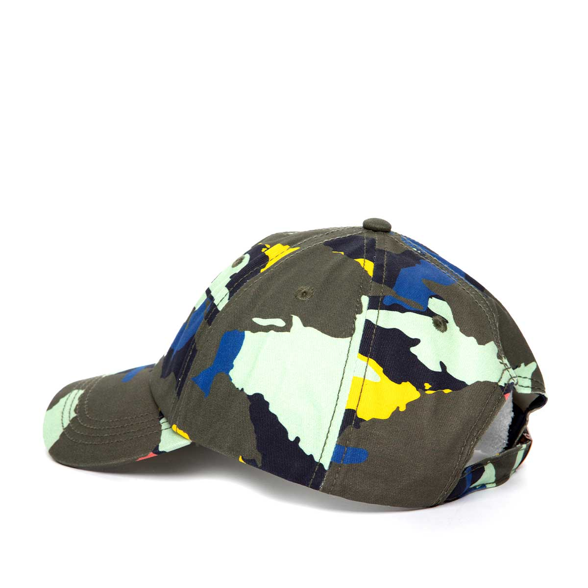 Billionaire Boys Club Hemlock Camo Adjustable Back