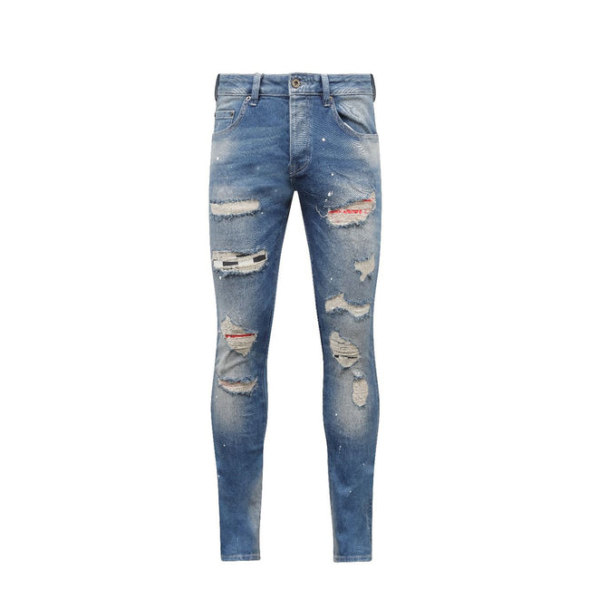 7th Heaven London DOAA Slim Fitted Men's Jeans