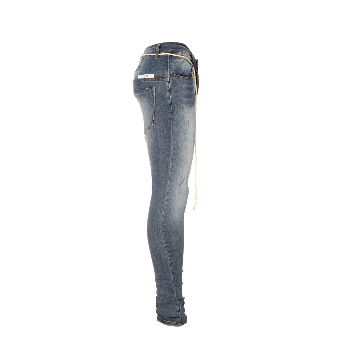Kollar Essential Denim Indigo Blue