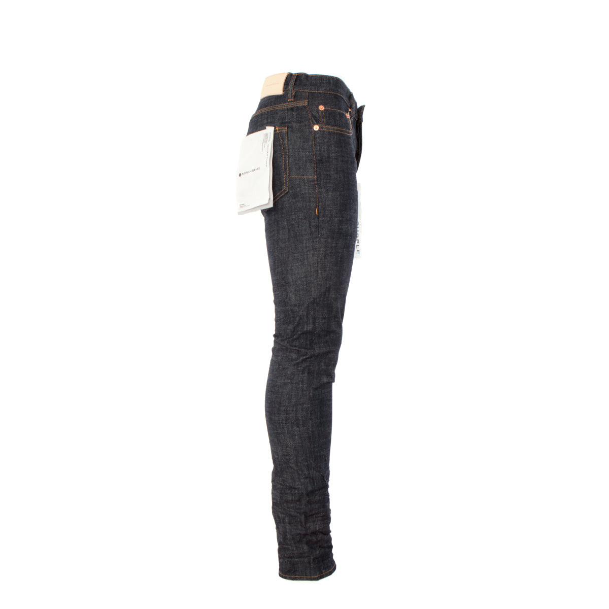 Purple Brand Denim P001 Raw Indigo Men's Designer Jeans