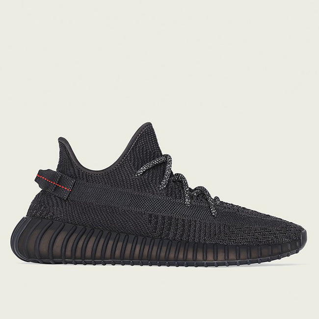 Adidas Yeezy 350 V2- Static Black