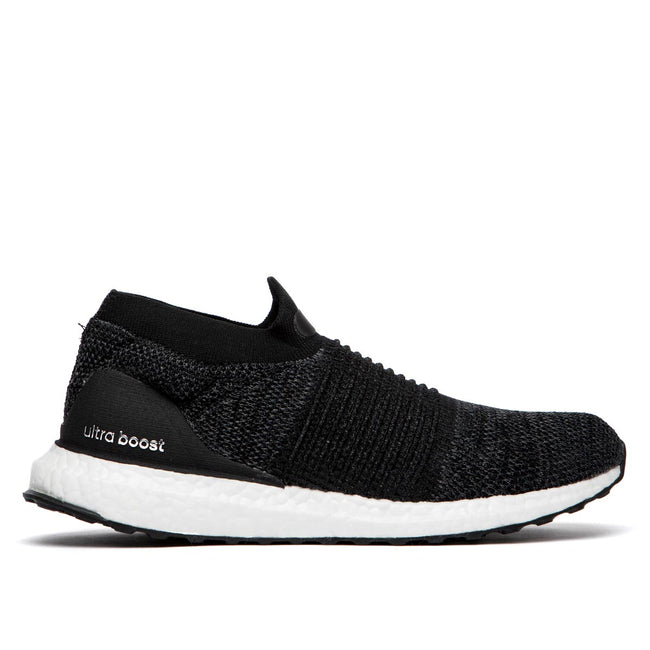 Womens Running Ultraboost Laceless Black