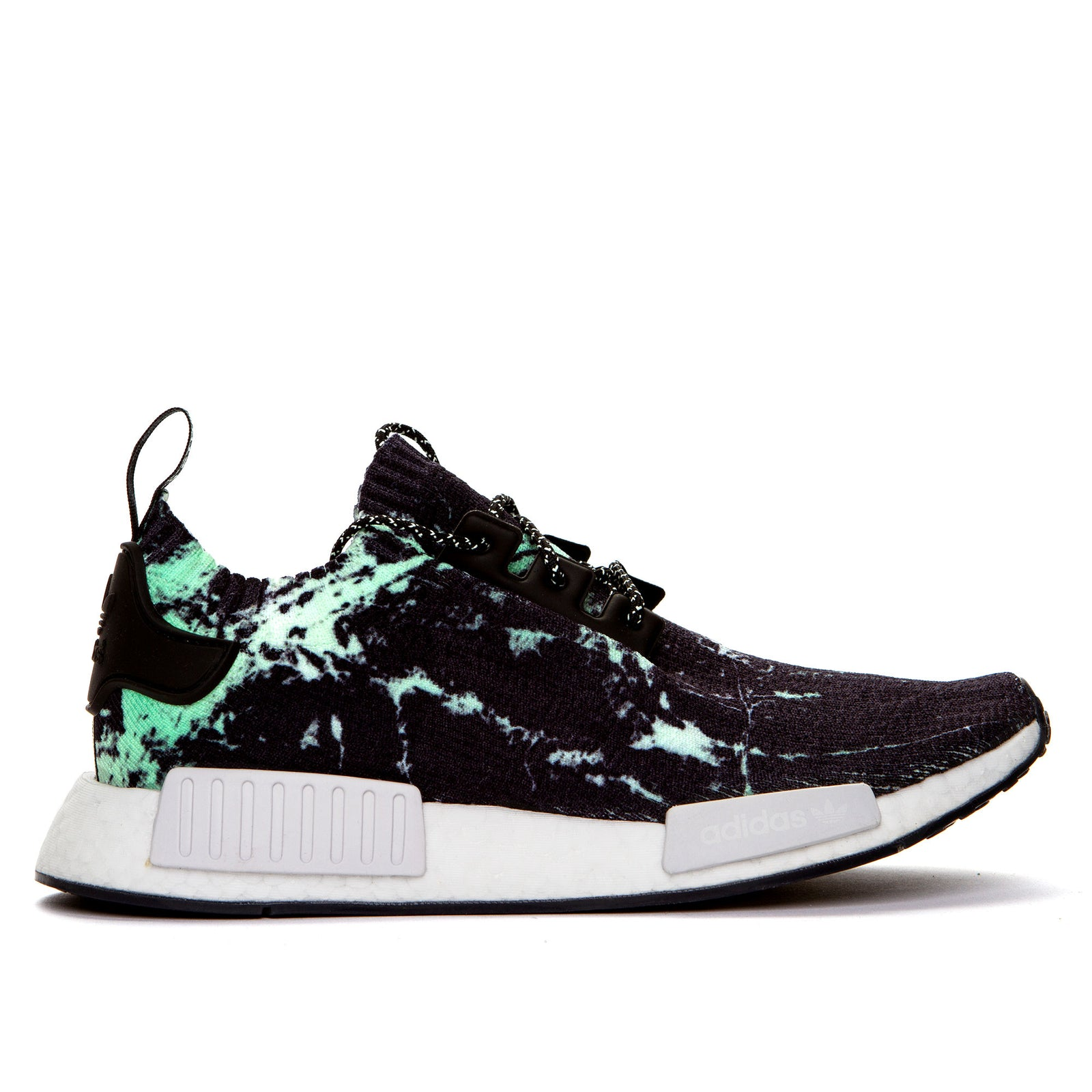 "Adidas NMD_R1 Primeknit Shoes ""Green Marble"""