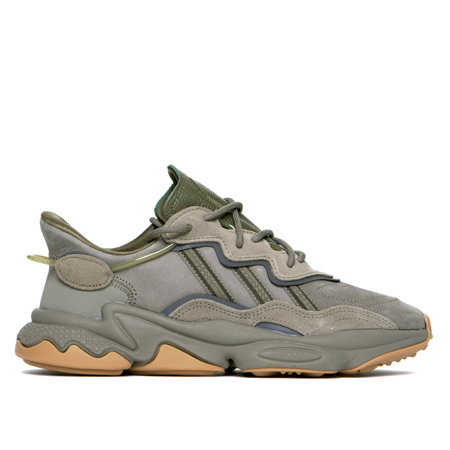 "Adidas Originals  Ozweego ""Military Green"" Men's Casual Shoes"