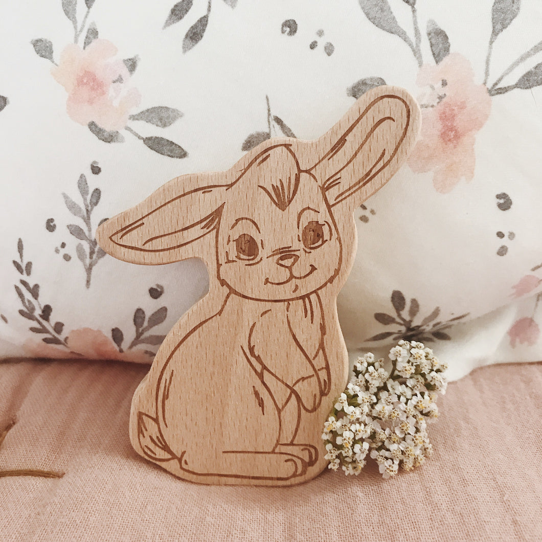 """Juniper"" Bunny Teether"