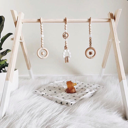 Scandi Inspired Playgym Set