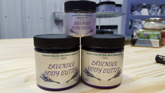 Body Butter Lavender