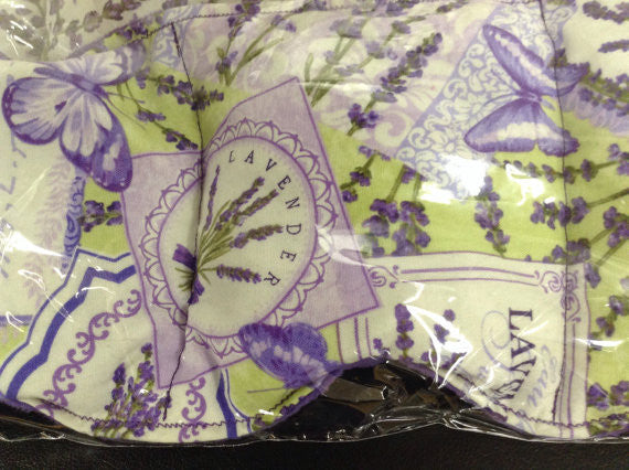 Lavender Butterfly / Lavender and Flax Seed Hot and cold Pack