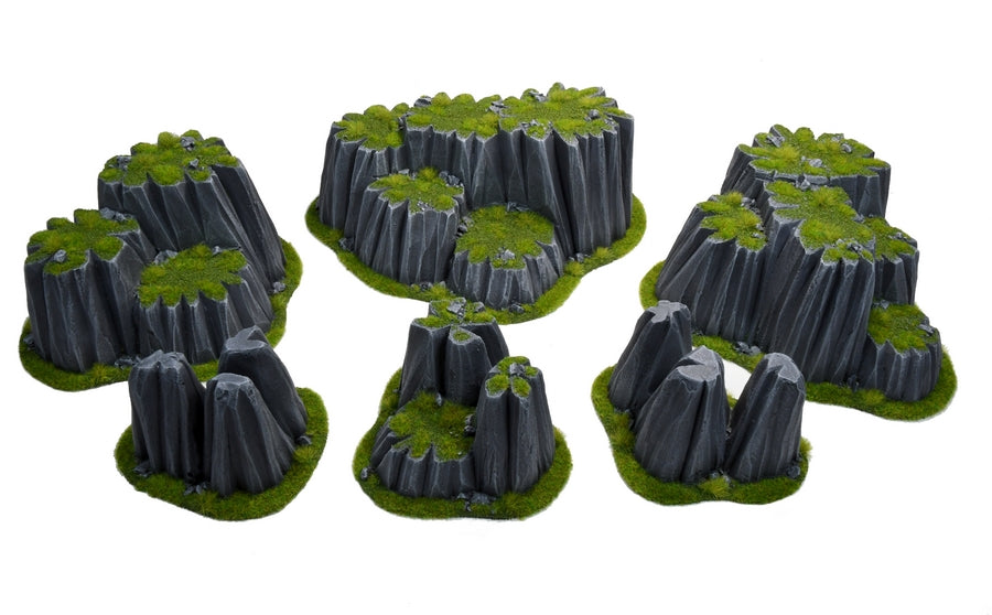 ROCK SET  6pc