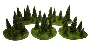 FOREST SET (Modular type 1)  5 pc