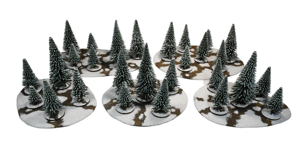 SNOW FOREST SET