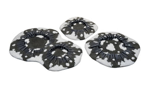 SNOW CRATERS SET 3 pc