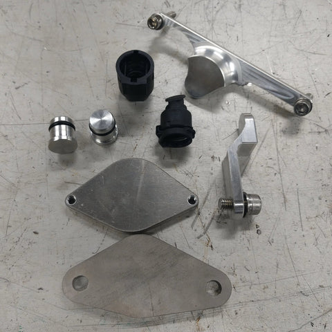 BMW N57 535D EGR BLOCK-OFF KIT