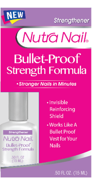 Nutra Nail Bullet-Proof Strength