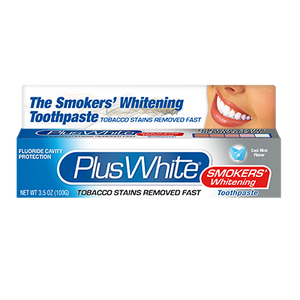 Plus White Smokers' Toothpaste