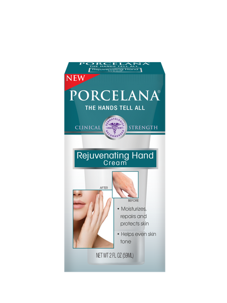 PORCELANA® REJUVENATING HAND CREAM
