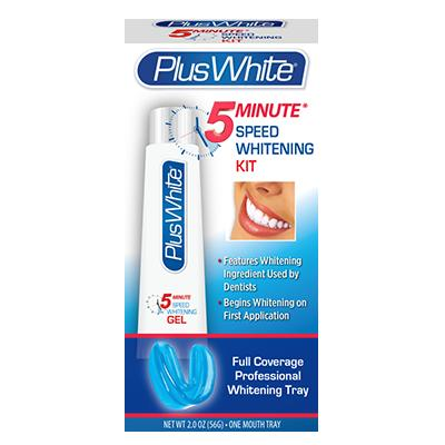 Plus White 5 Minute Mini Whitening Kit