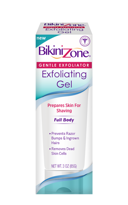 Bikini Zone Exfoliating Gel