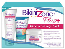 Bikini Zone Plus - Grooming Set