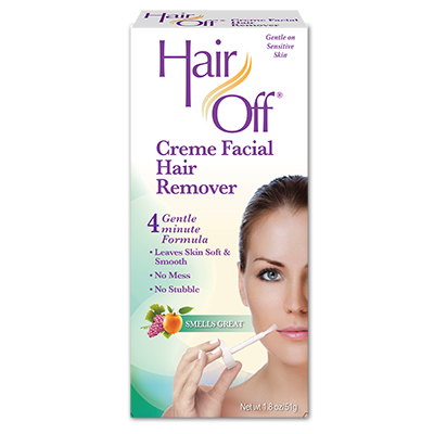 Hair Off Creme Facial Hair Remover