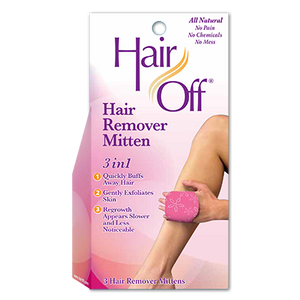 Hair Off Hair Removal Hair Off Hair Removal Mitten