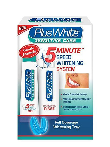 Plus White Oral Care Plus White Sensitive Care 5 Minute Whitening System