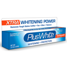 Plus White Oral Care Plus White Xtra Whitening Regular Toothpaste