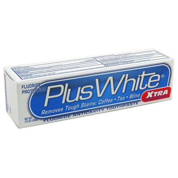Plus White Xtra Whitening Regular Toothpaste