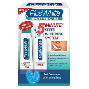 Plus White Sensitive Care 5 Minute Whitening System
