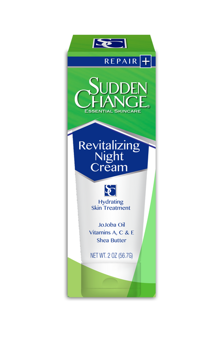 Sudden Change Revitalizing Night Cream