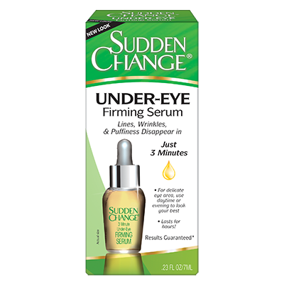 Sudden Change Skin Care Under Eye Firming Serum