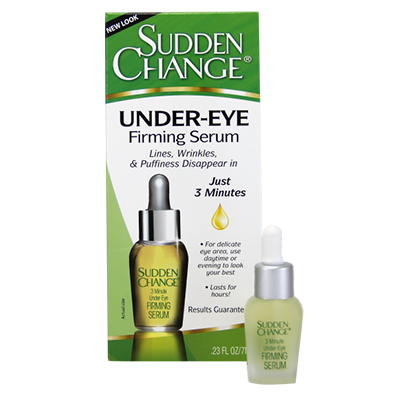 Sudden Change Under Eye Firming Serum (.23 fl.oz / 7ml)