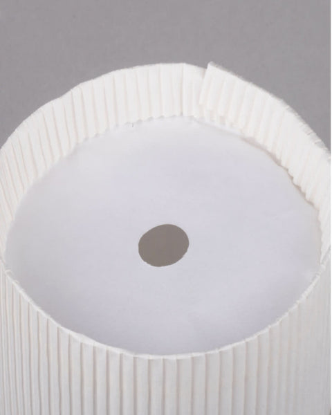 "Paper Disposable Fluted Chef Hat 7""/pack of 7"