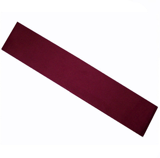 Headband Burgundy Color - Fashion Designz Uniforms