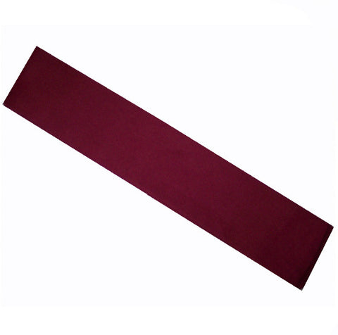 Chef headband Burgundy Color - Fashion Designz Uniforms