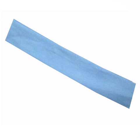 Chef headband Light Blue color - Fashion Designz Uniforms