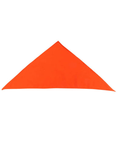 Chef Scraf/Neckerchief Orange Color