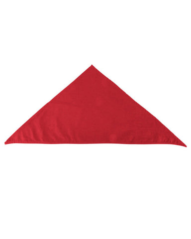 Chef Scarf/Neckerchief Red Color