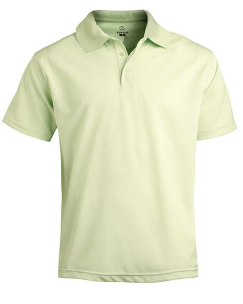 Men's Hi-Performance Mesh Polo Shirt