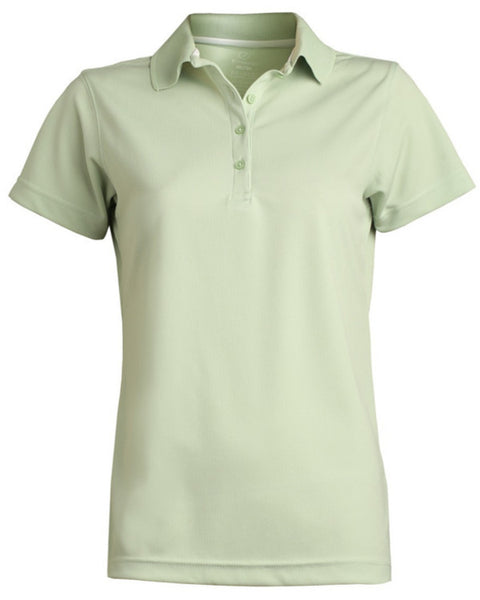 Ladies Soft touch Pique Polo Shirt - Fashion Designz Uniforms