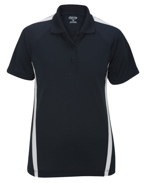 Ladies' Snag-Proof Color Block Polo Shirt